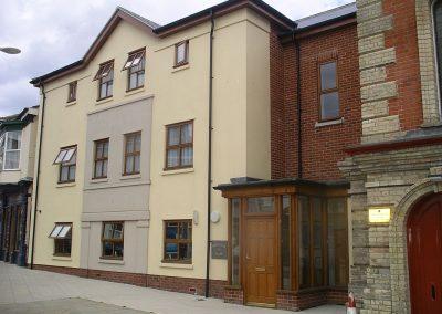 St Matthew's Housing