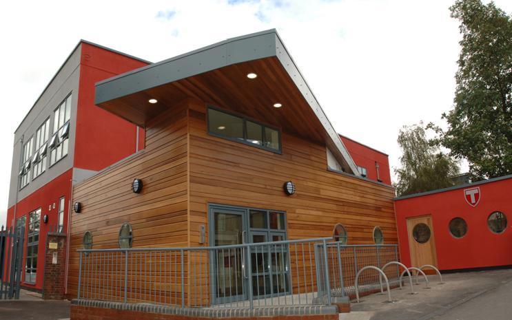 Tyssen Community Primary School, London N16