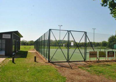 Tennis Court Refurbishment, Hingham