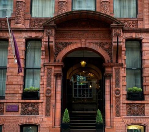 Quebec Hotel, Leeds