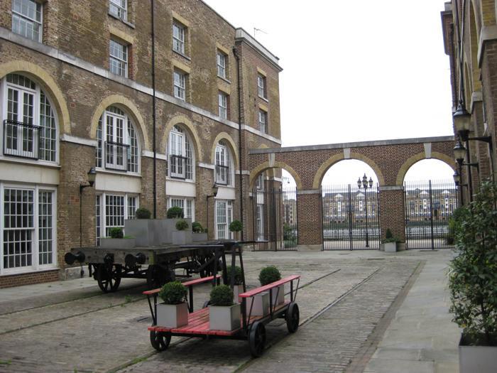 Free Trade Wharf, London