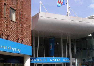 Market Gates, Great Yarmouth