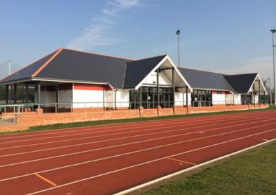 Garrison Athletics Pavilion, Colchester