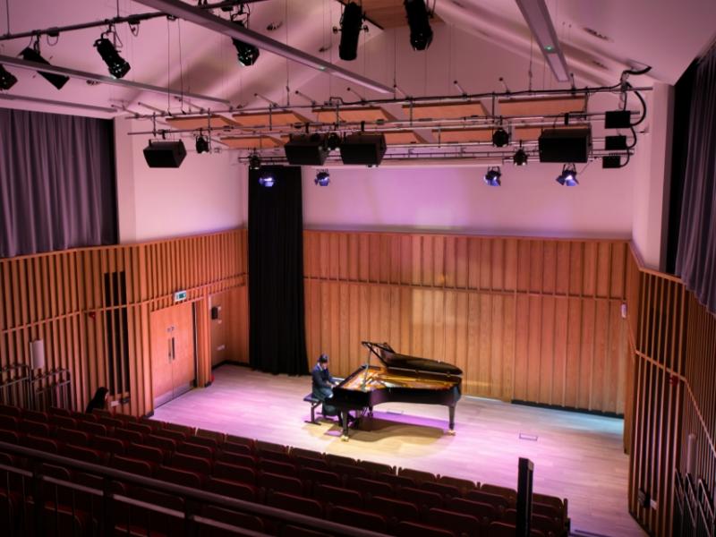 Britten Building Gresham's School