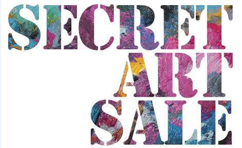 COHOC – The Secret Art Sale