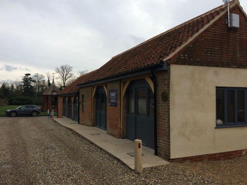 Church Farm Barns, Heydon