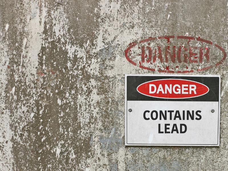 Lead – A Lethal Legacy?
