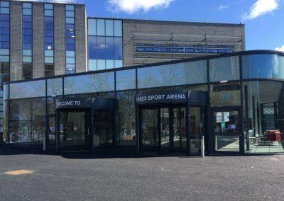 Sports Facility, Essex University