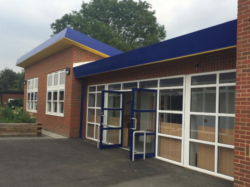 St Patrick's Catholic Primary School, Romford