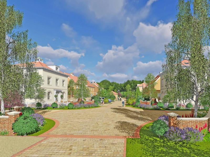 Residential Development, Rendlesham Park