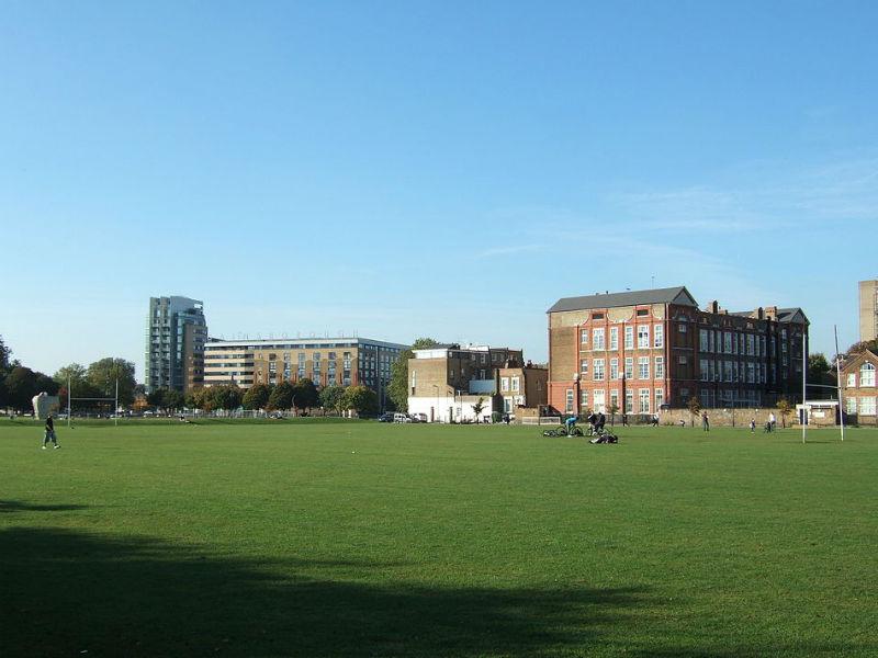 Shoreditch Park Primary School, London N1