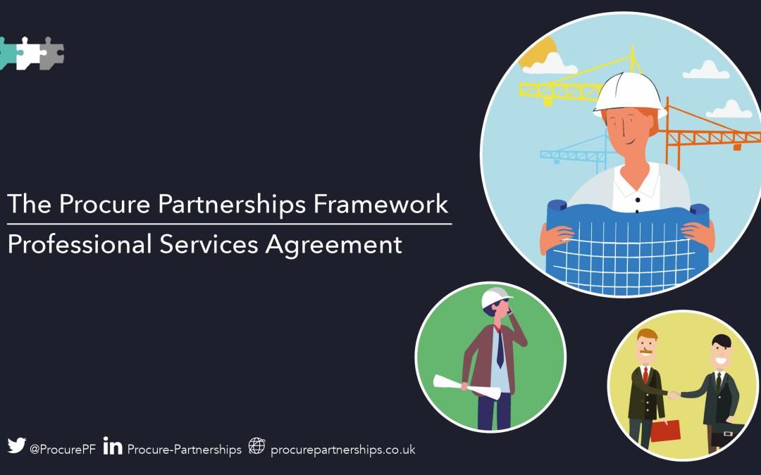 DCP named on Procure Partnerships Framework