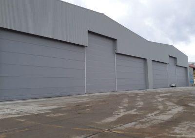 New Maintenance Hangar, Norwich Airport